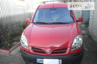 Nissan Kubistar 2008