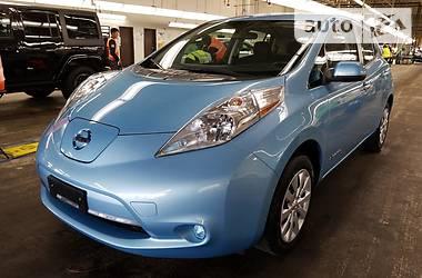 Nissan Leaf 2015 в Одессе