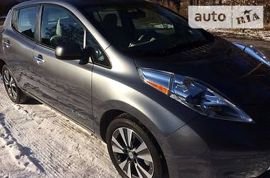 Nissan Leaf 2015 в Киеве