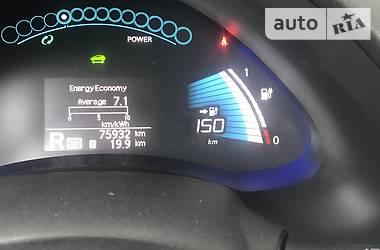 Nissan Leaf 2015 в Луцьку