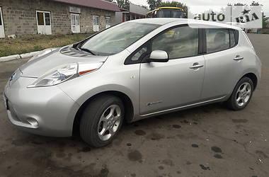 Nissan Leaf 2012 в Покровську