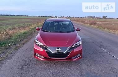 Nissan Leaf 2018 в Львове
