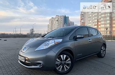 Nissan Leaf 2016 в Виннице