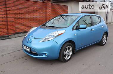 Nissan Leaf 2011 в Львове