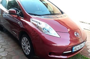 Nissan Leaf 2013 в Мукачево