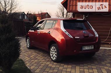 Nissan Leaf 2014 в Тернополе