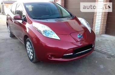 Nissan Leaf 2014 в Броварах