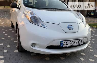 Nissan Leaf 2015 в Мукачево