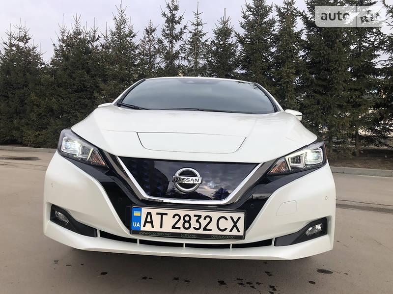 Nissan Leaf 2018 в Тернополе