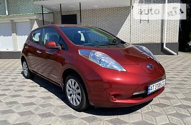 Nissan Leaf 2013 в Энергодаре
