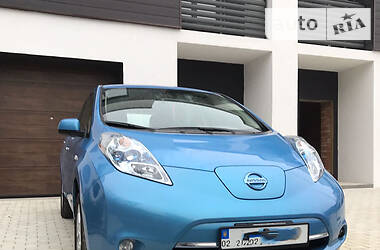 Nissan Leaf 2011 в Виннице