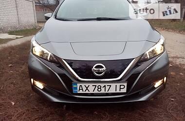 Nissan Leaf 2018 в Харкові