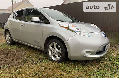 Nissan Leaf 2013 в Броварах