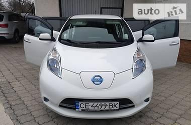 Nissan Leaf 2013 в Черновцах