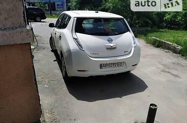 Седан Nissan Leaf 2014 в Виннице