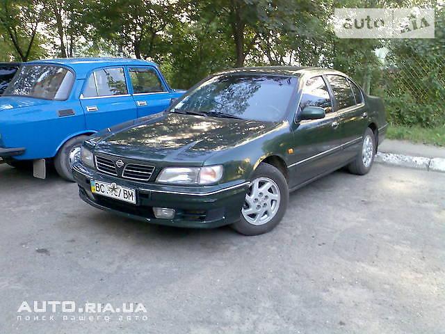 Nissan Maxima 1998 в Львове