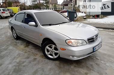 Nissan Maxima 2002 в Новояворовске