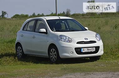 Nissan Micra 2012