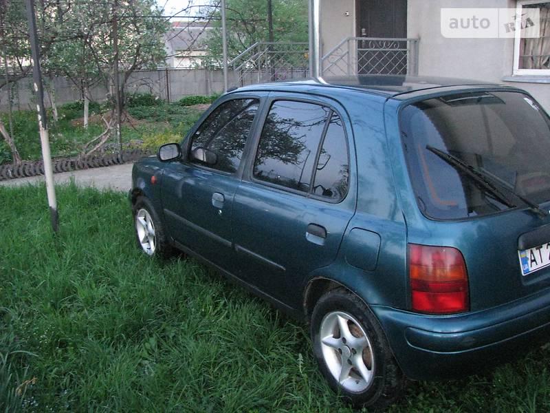 Nissan Micra 1995 в Калуше