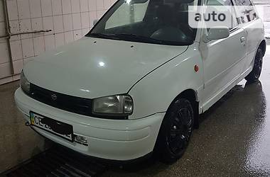 Nissan Micra 1994 в Черновцах