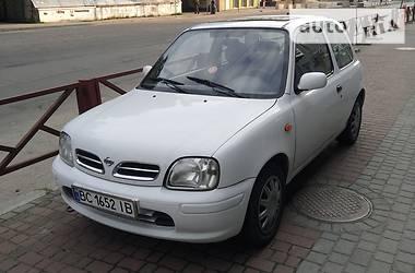 Nissan Micra 1998 в Львове