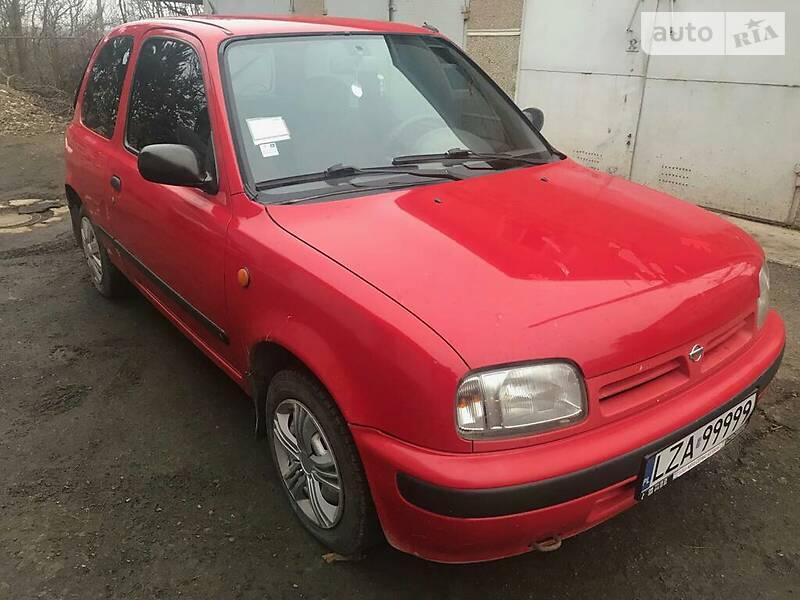 Nissan Micra 1993 в Ивано-Франковске