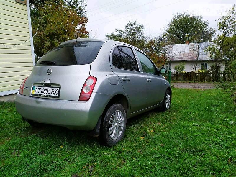 Nissan Micra 2004 в Надворной