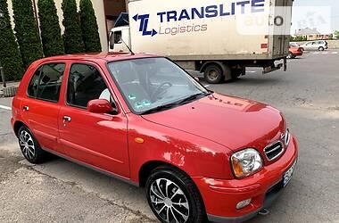 Nissan Micra 2002 в Тернополе