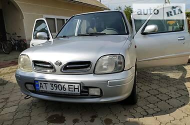 Nissan Micra 2000 в Снятине