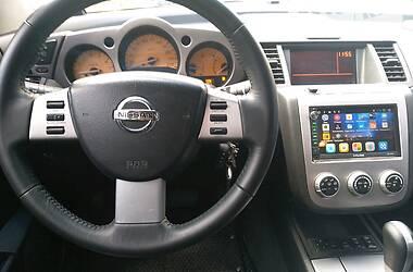 Внедорожник / Кроссовер Nissan Murano 2005 в Киеве