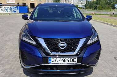 Внедорожник / Кроссовер Nissan Murano 2020 в Черкассах