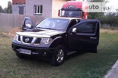 Nissan Navara 2010 в Ужгороде