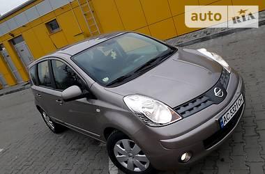 Nissan Note 2008 в Дубно