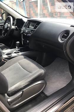 Внедорожник / Кроссовер Nissan Pathfinder 2013 в Ровно