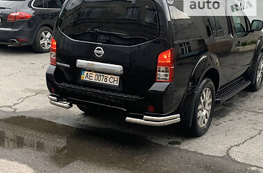 Позашляховик / Кросовер Nissan Pathfinder 2011 в Дніпрі