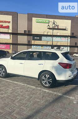 Позашляховик / Кросовер Nissan Pathfinder 2018 в Харкові