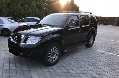 Внедорожник / Кроссовер Nissan Pathfinder 2011 в Запорожье