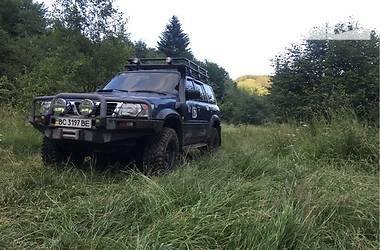 Nissan Patrol GR 2001 в Львове