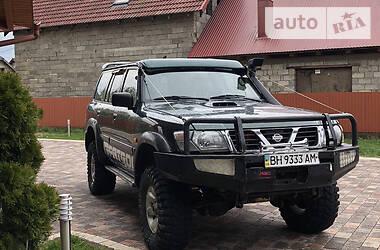 Nissan Patrol GR 1999 в Тячеве