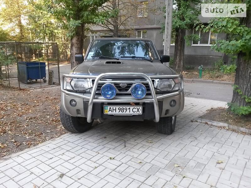 Nissan Patrol 2000 в Донецке