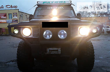 Nissan Patrol 1992 в Запорожье