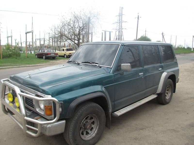 Nissan Patrol 1997 в Балте