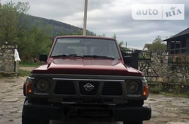 Nissan Patrol 1993 в Яремче