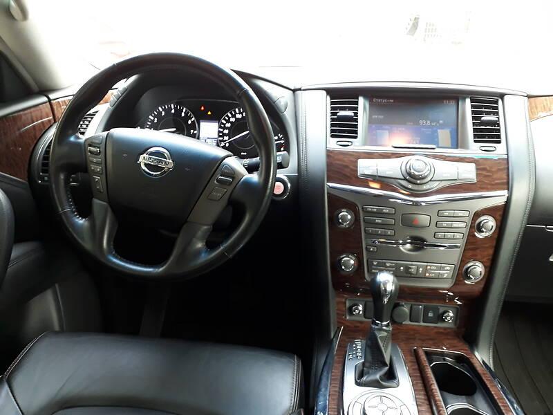 Nissan Patrol 2013 в Киеве