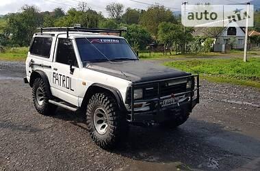 Nissan Patrol 1989 в Ужгороде