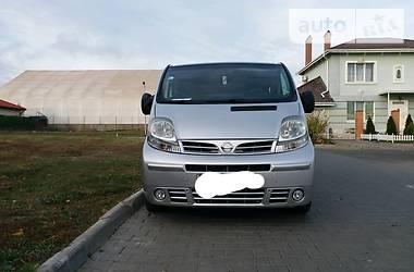 Nissan Primastar пасс. 2004 в Одессе