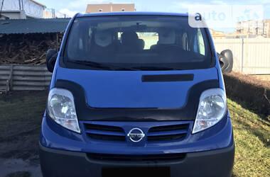 Nissan Primastar пасс. 2008 в Золочеві