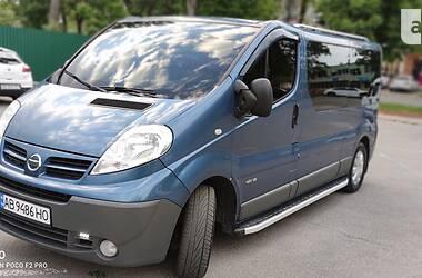Минивэн Nissan Primastar пасс. 2007 в Виннице