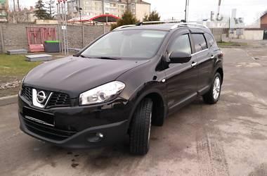 Nissan Qashqai+2 J10 2013