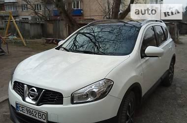 Внедорожник / Кроссовер Nissan Qashqai+2 2011 в Черновцах